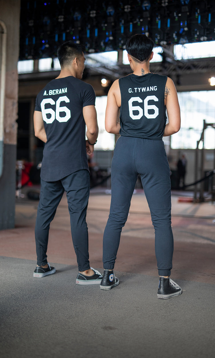 Gymshark Athletes at an event.