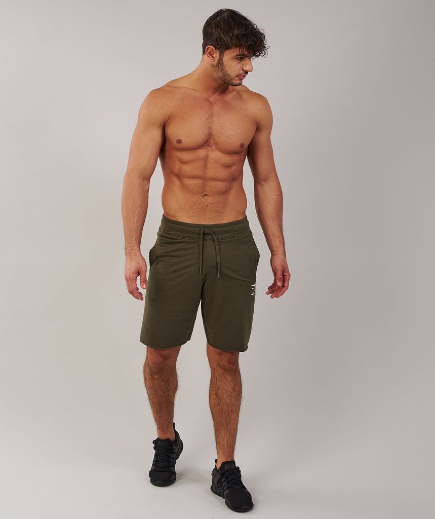 Gymshark Ark Shorts - Alpine Green 1