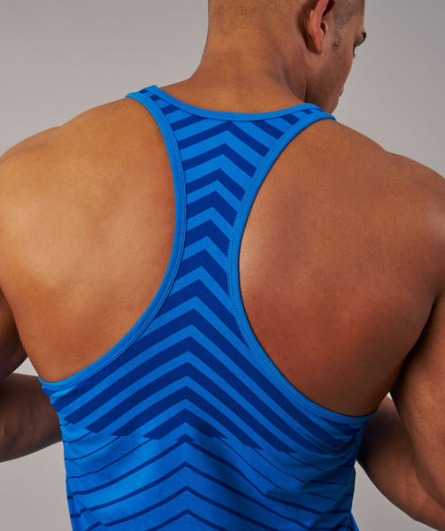 Gymshark Freestyle ION Stringer - Dive Blue 4