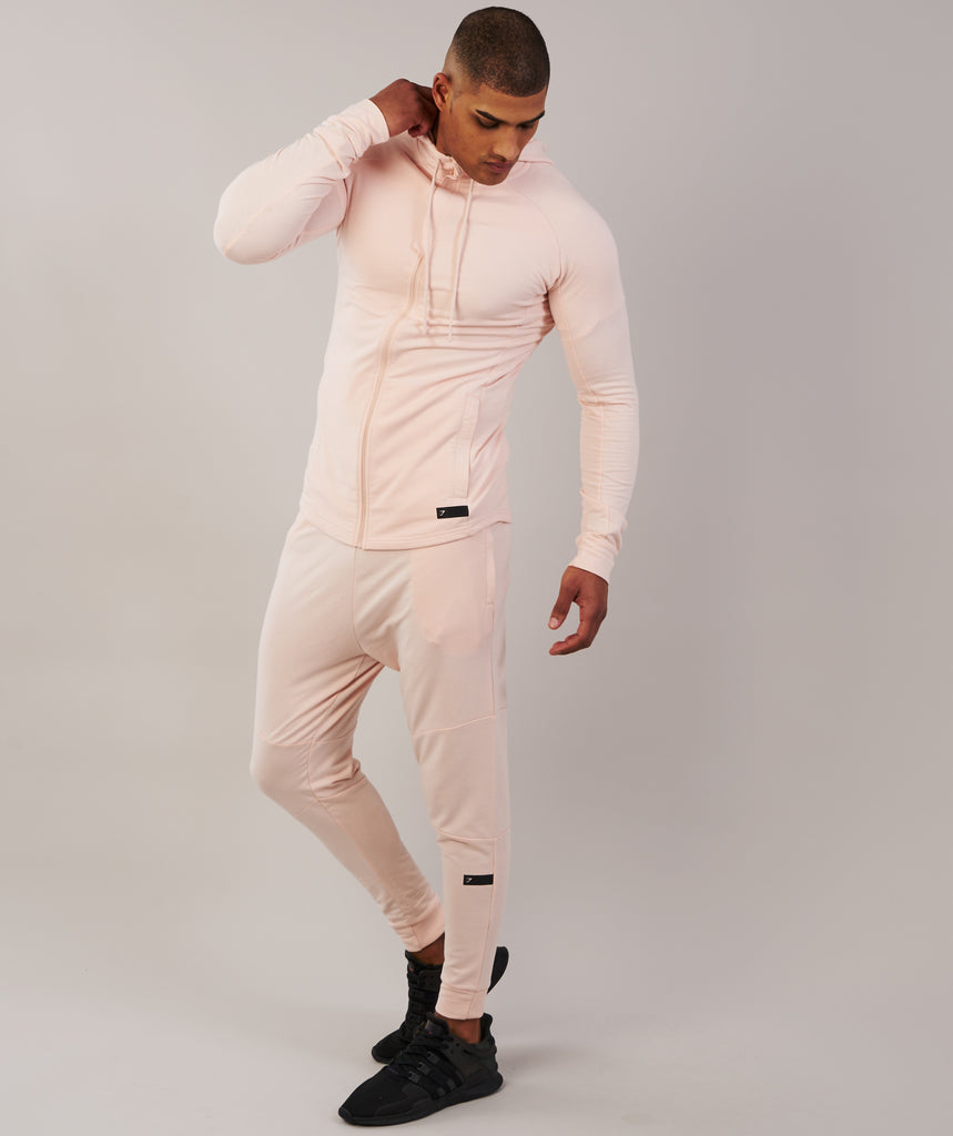 Gymshark Eaze Bottoms - Soft Pink 1