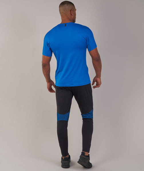 Gymshark Primary T-Shirt - Dive Blue 1