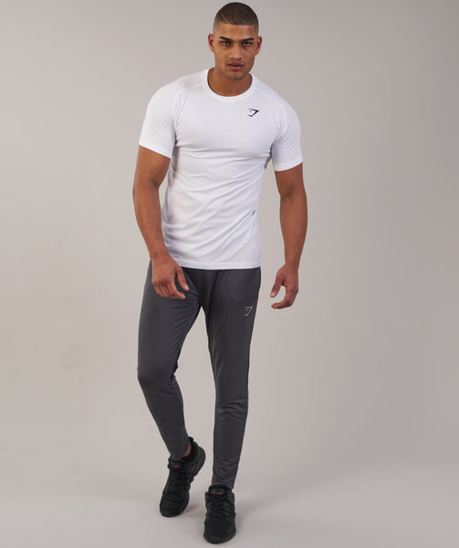 Gymshark Ghost T-Shirt - White Marl 3