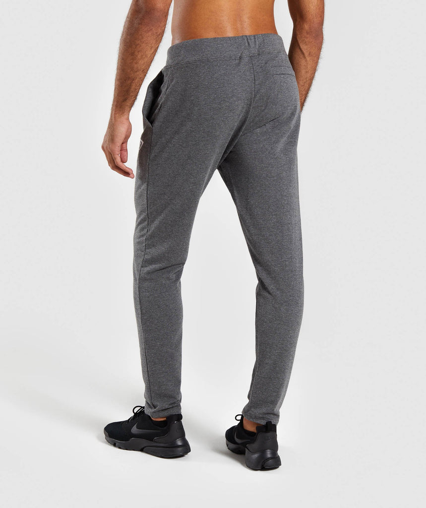 Gymshark Ark Bottoms - Charcoal Marl 2