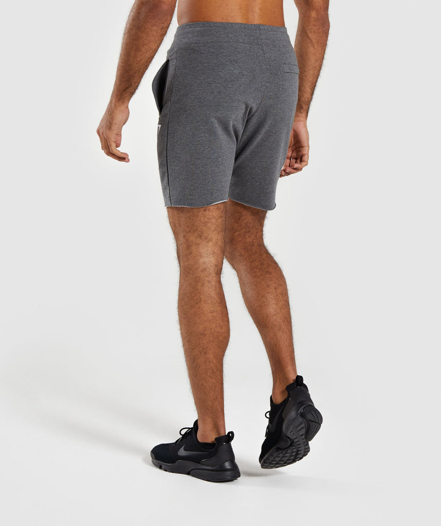 Gymshark Ark Shorts - Charcoal Marl 2