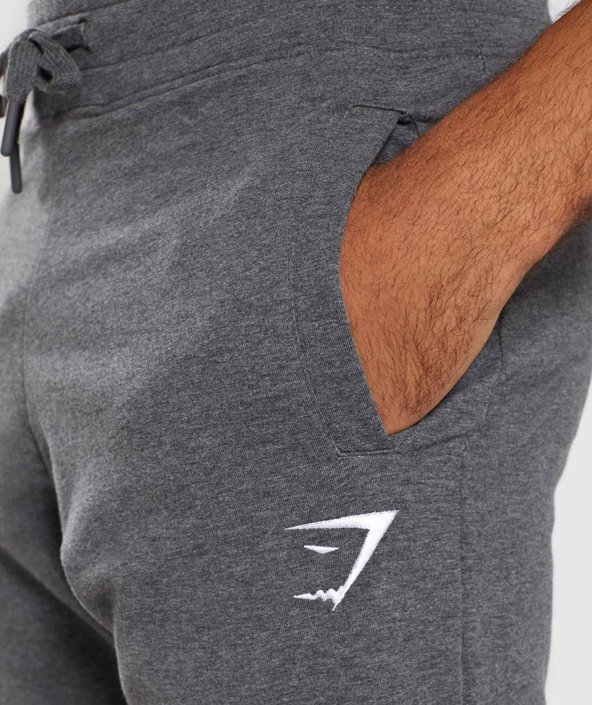 Gymshark Ark Shorts - Charcoal Marl 5