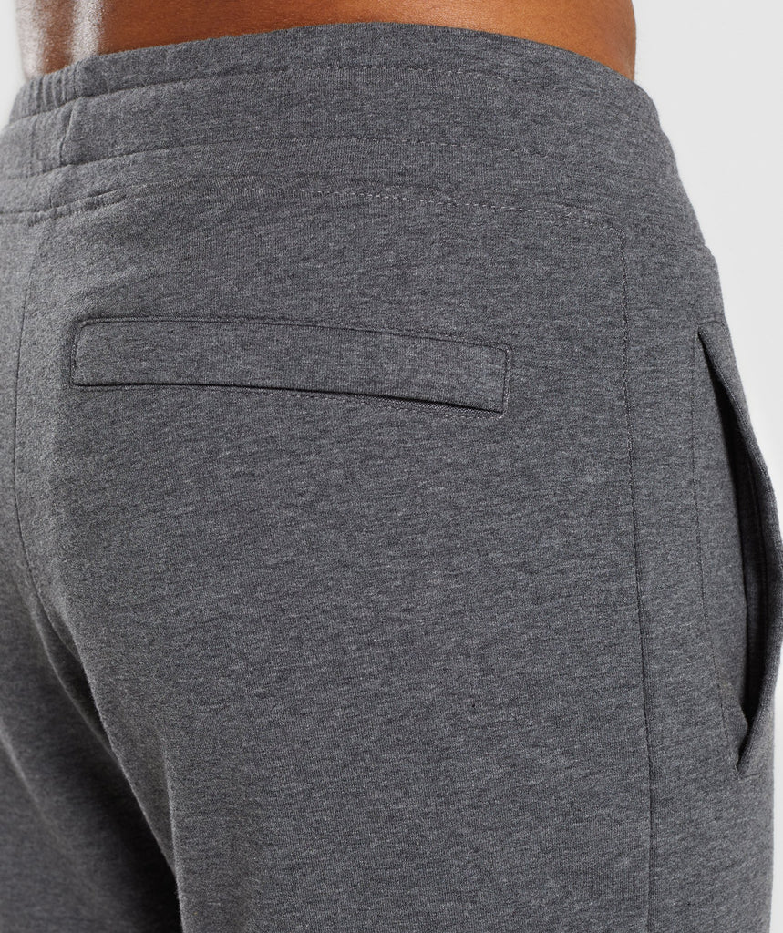 Gymshark Ark Shorts - Charcoal Marl 6