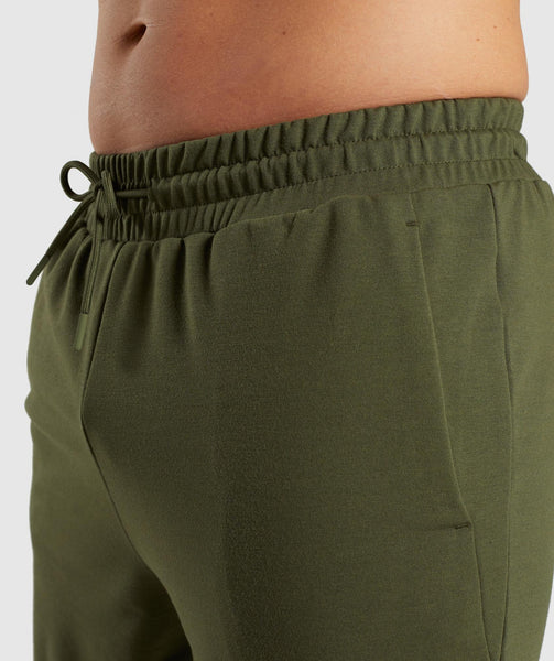 Gymshark Critical Shorts - Green 4