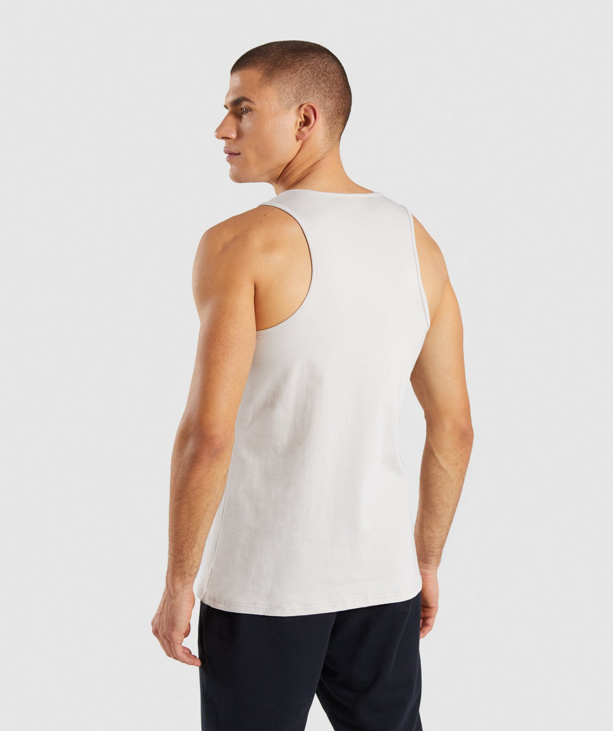 Gymshark Critical Tank - Grey 2