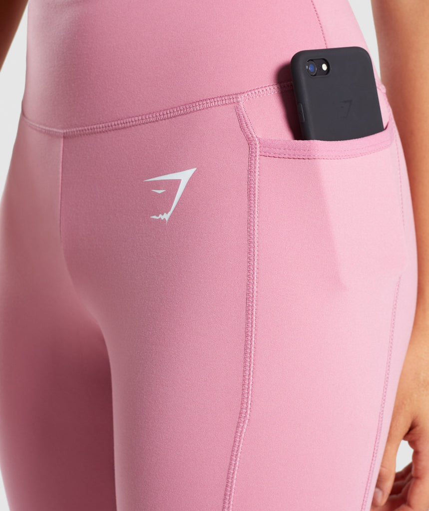 Gymshark Dreamy Leggings 2.0 - Dusky Pink 5