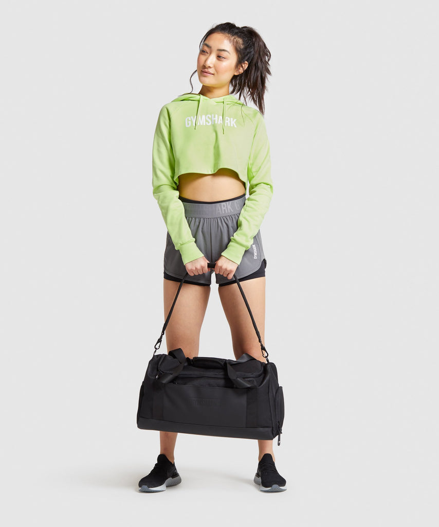 Gymshark Everyday Holdall - Black 1