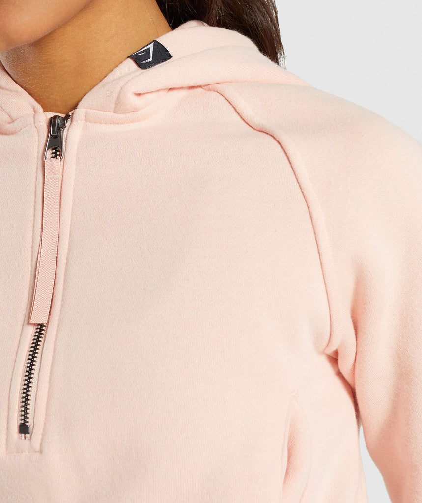 Gymshark Everyday Pullover - Blush Nude 6