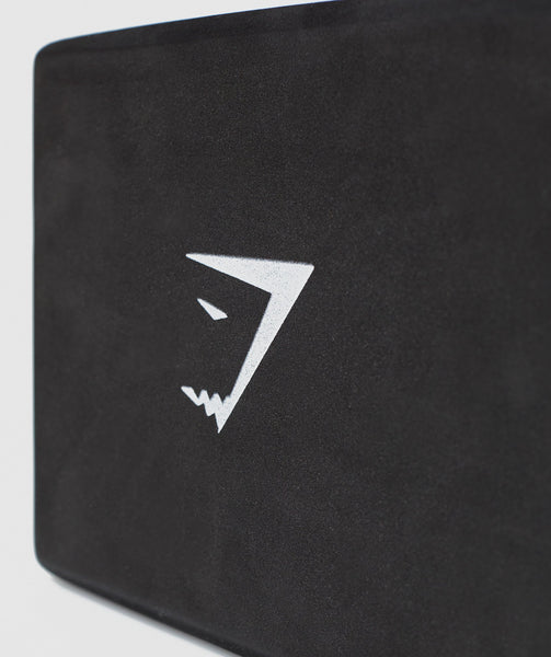 Gymshark Foam Studio Block - Black 3