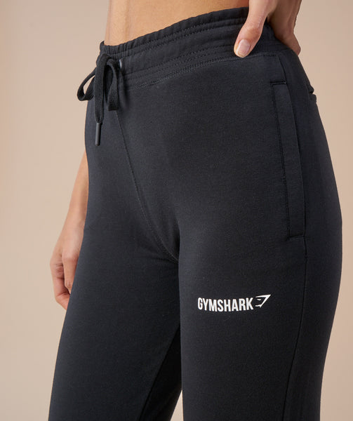 Gymshark Fit Bottoms - Black 4