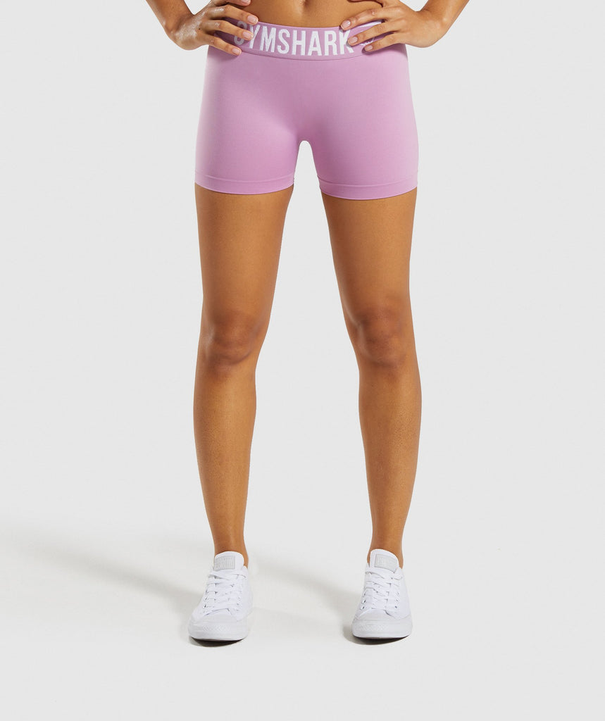 Gymshark Fit Shorts - Pink 4