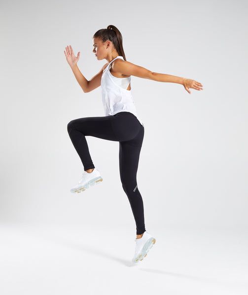 Gymshark Fused Ankle Leggings - Black 3