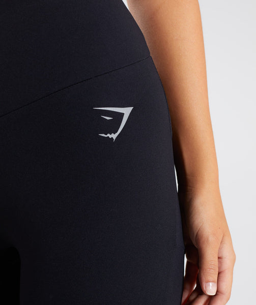 Gymshark Fused Ankle Leggings - Black 4