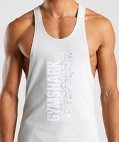 Gymshark Ascend Stringer - Pastel Green 12