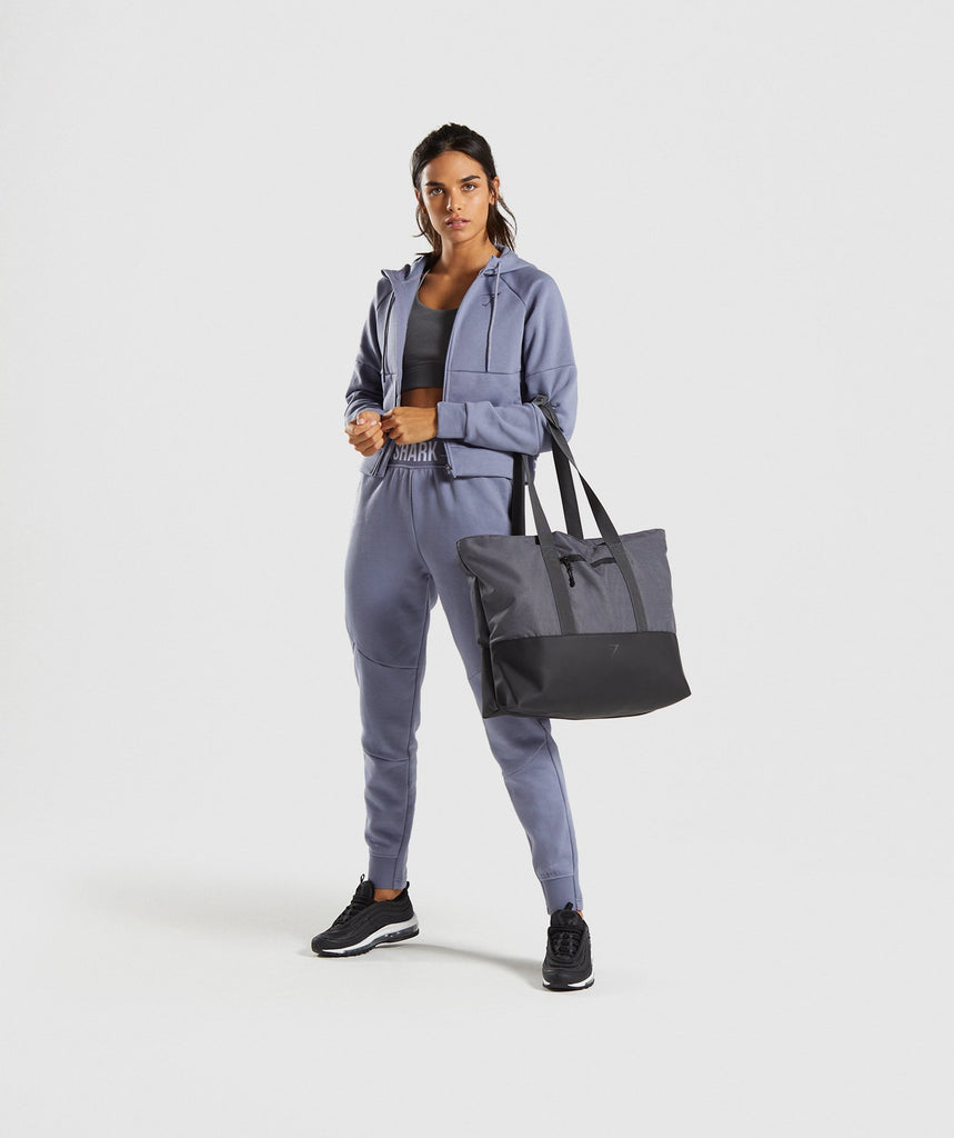 Gymshark Tote Bag - Charcoal 1