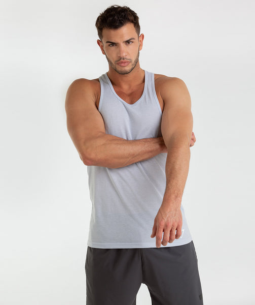Gymshark Aerate Stringer - Clear Water 2