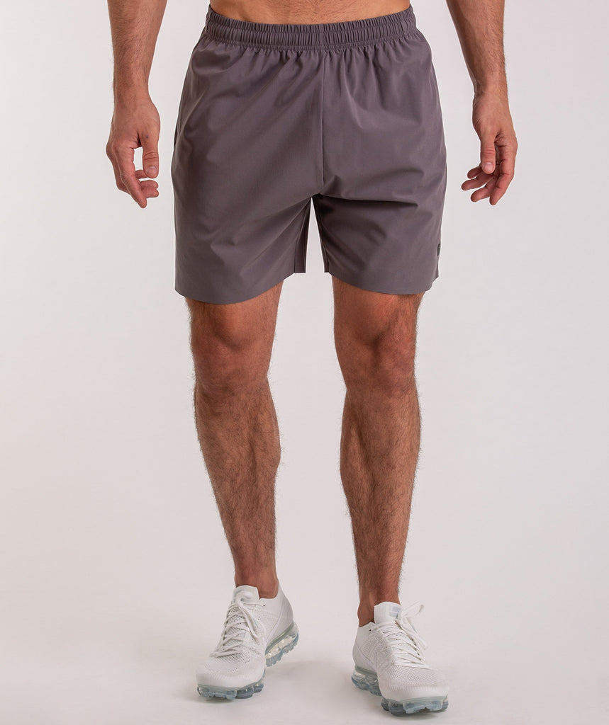 Gymshark Capital Shorts - Slate Lavender 1