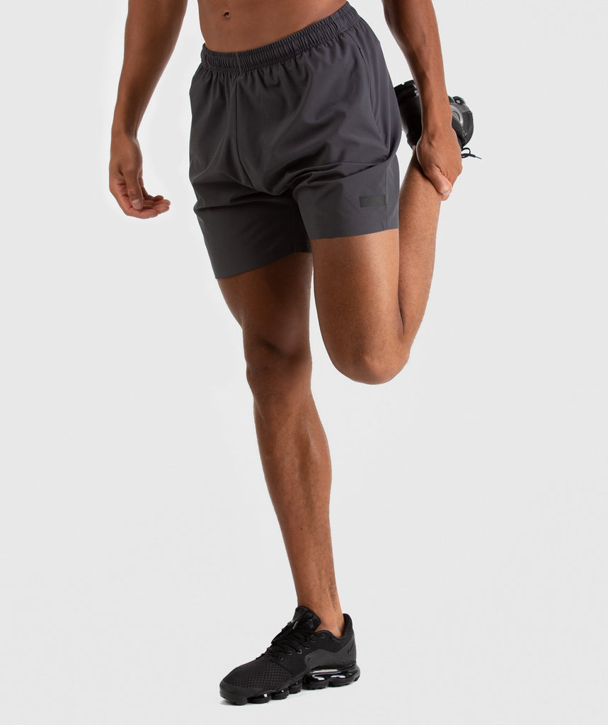 Gymshark Capital Shorts - Charcoal 1