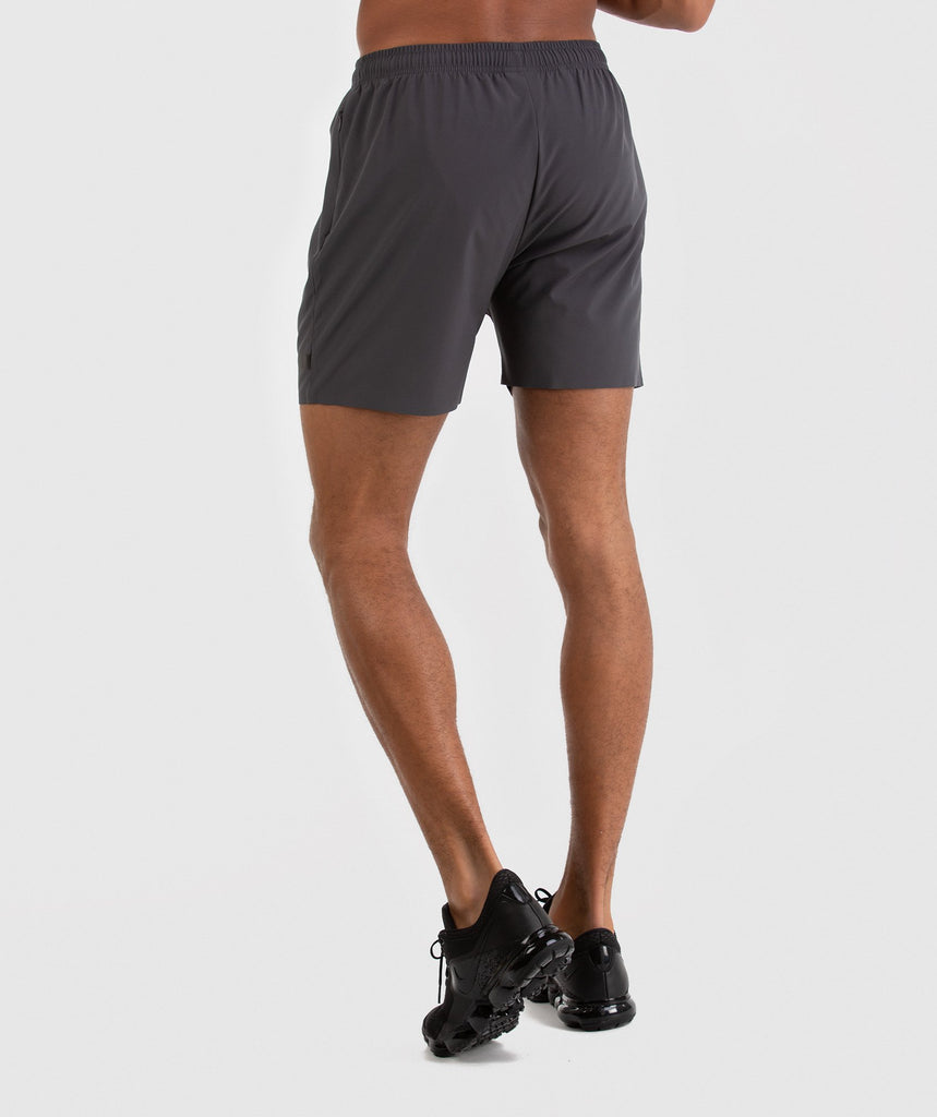 Gymshark Capital Shorts - Charcoal 2