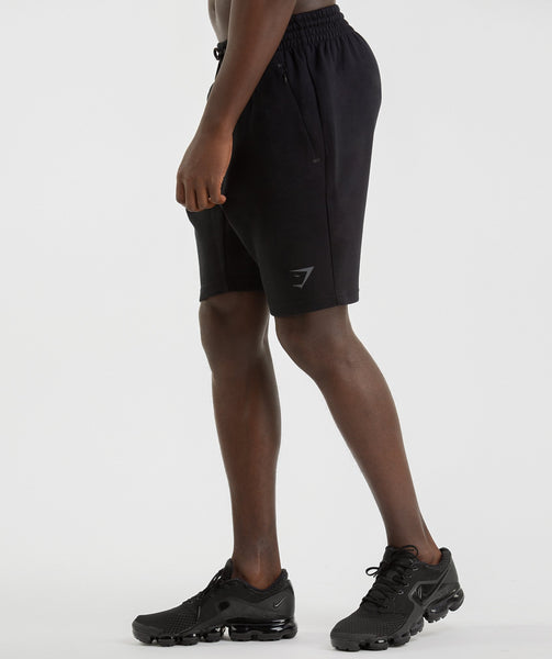 Gymshark Ozone Shorts - Black 4