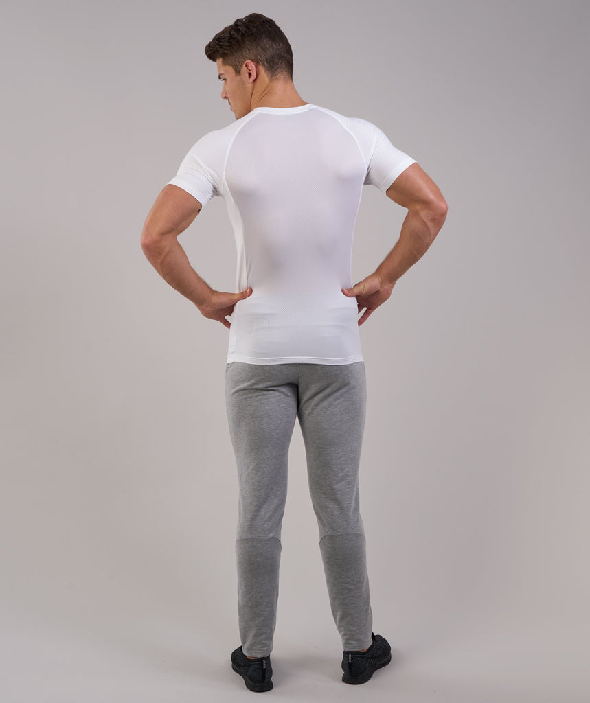 Gymshark Form T-Shirt - White 2
