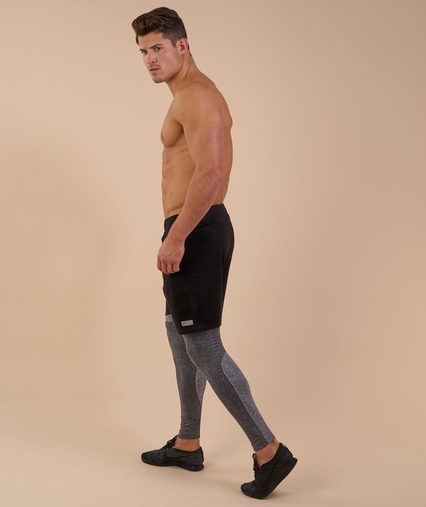 Gymshark Free Flow Shorts - Black 2