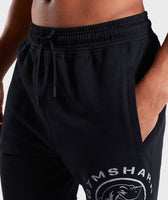 Gymshark Legacy Plus Shorts - Black 12