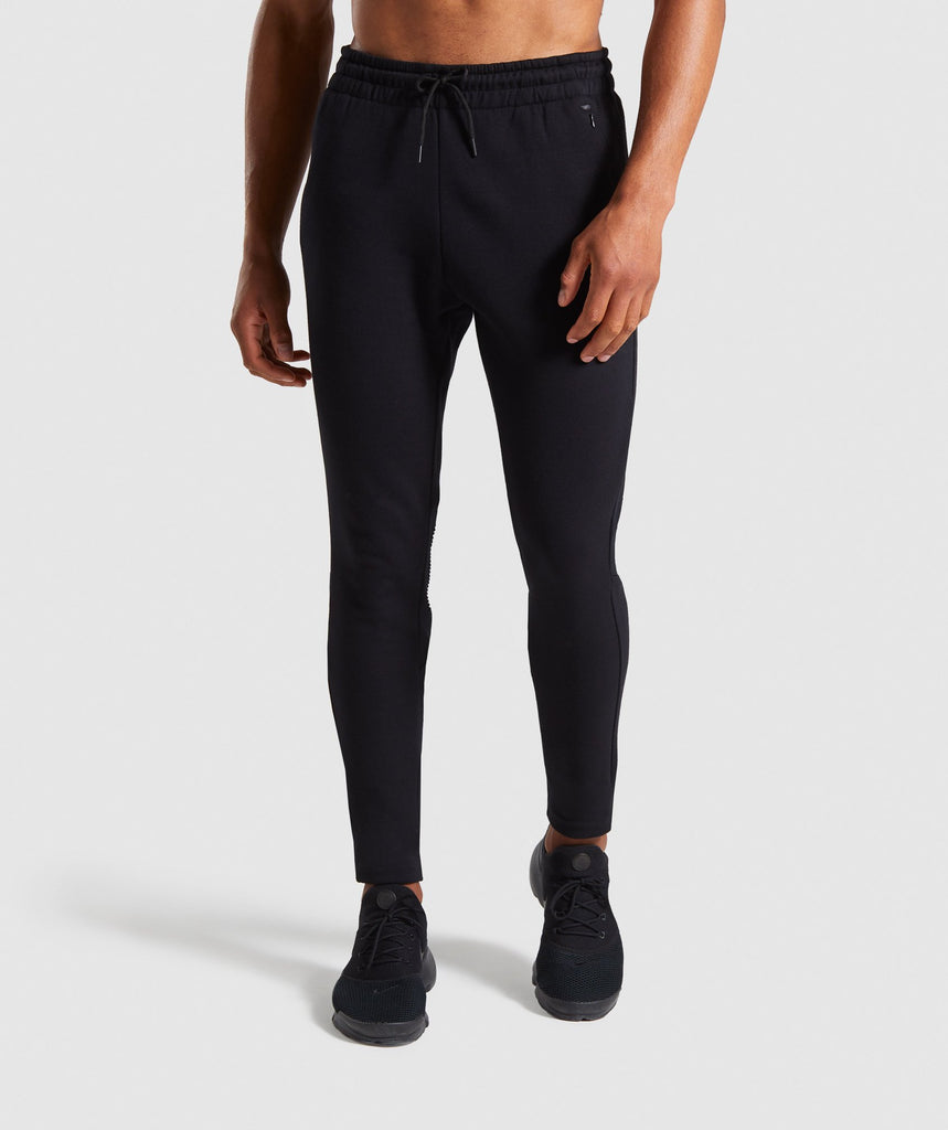 Gymshark Ozone Bottoms - Black 1