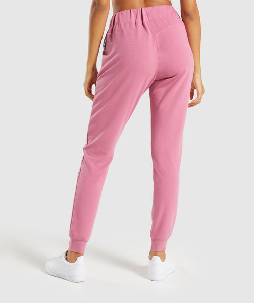 Gymshark Solace Bottoms 2.0 - Dusky Pink 1