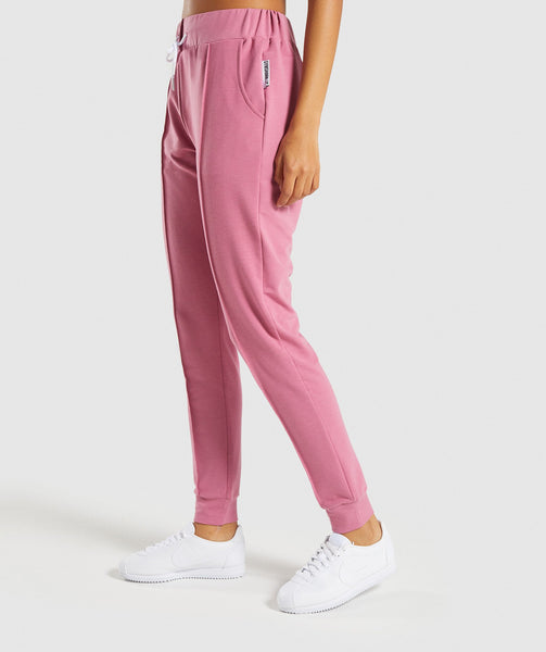 Gymshark Solace Bottoms 2.0 - Dusky Pink 2