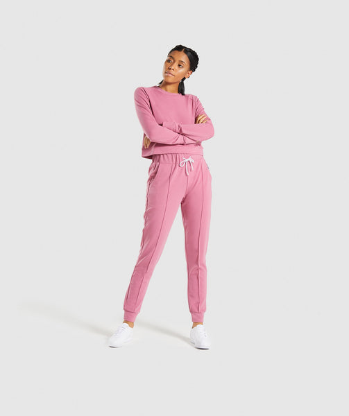 Gymshark Solace Bottoms 2.0 - Dusky Pink 3