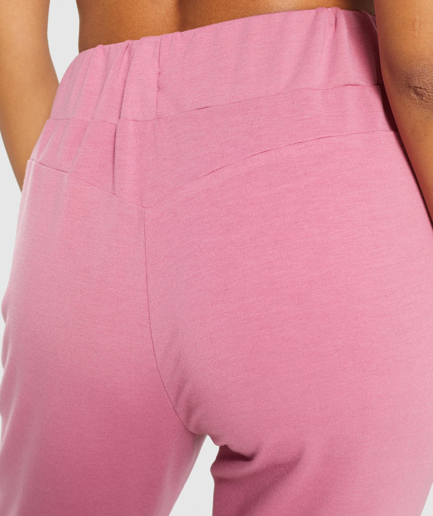 Gymshark Solace Bottoms 2.0 - Dusky Pink 5
