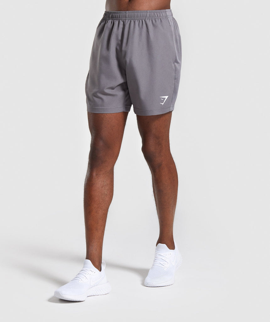 Gymshark Sport Shorts - Smokey Grey 1