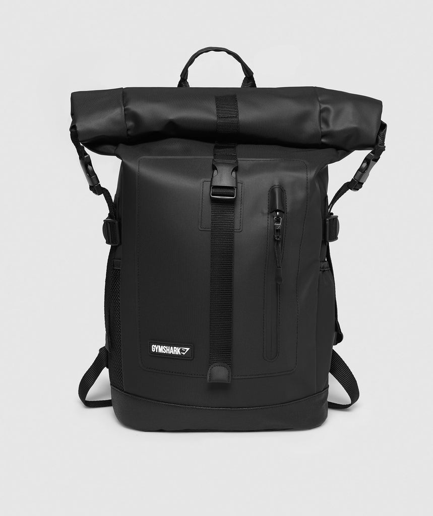 Gymshark The Life Backpack - Black 1
