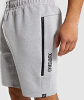 Gymshark Ultra Shorts - Light Grey Marl 11