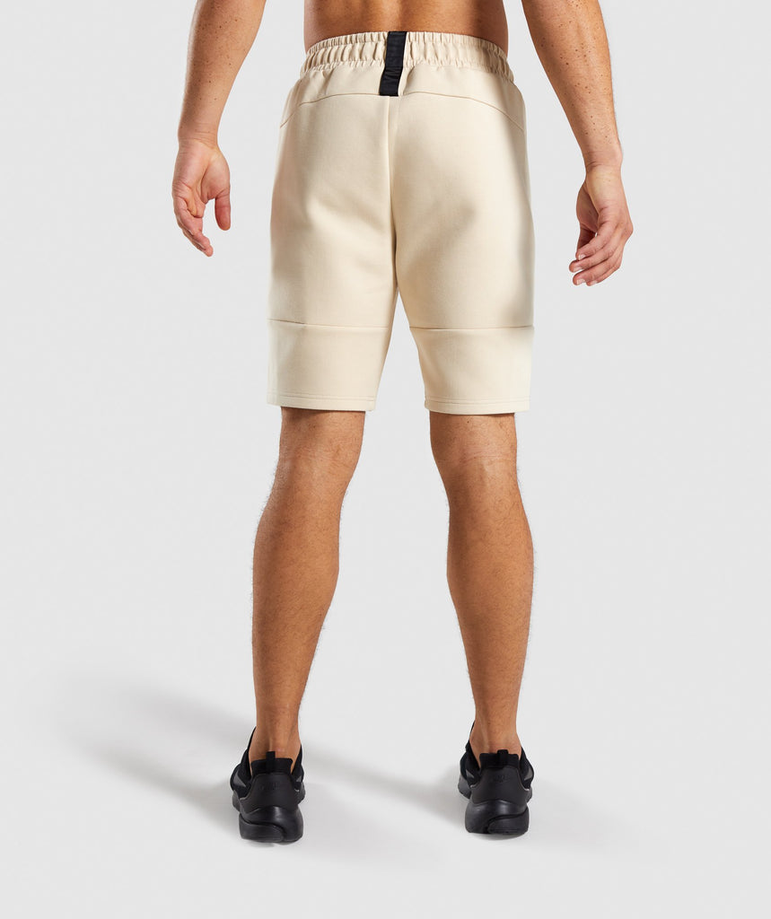 Gymshark Ultra Shorts - Warm Beige 2