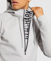Gymshark Ultra Pullover - Light Grey Marl 10