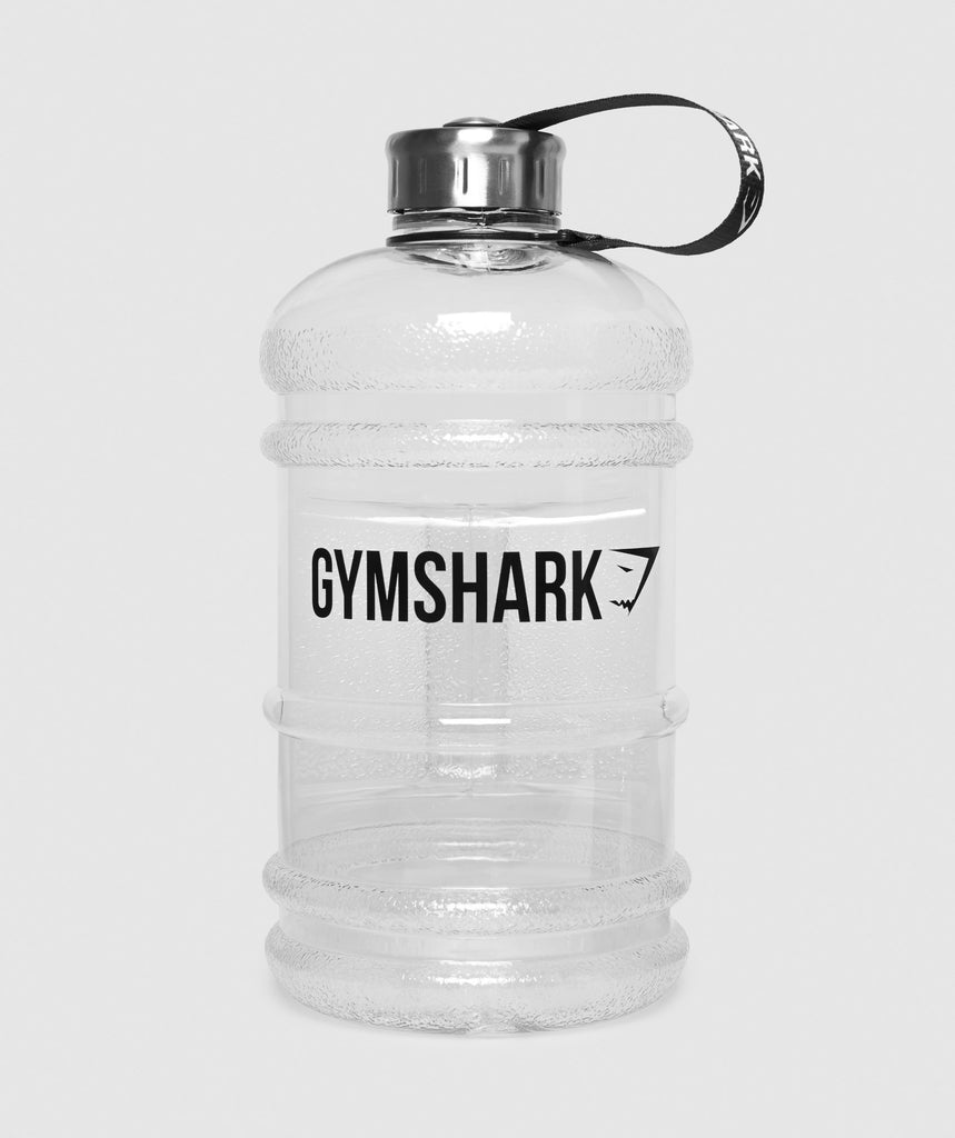 Gymshark Half Gallon Water Bottle - Black 1