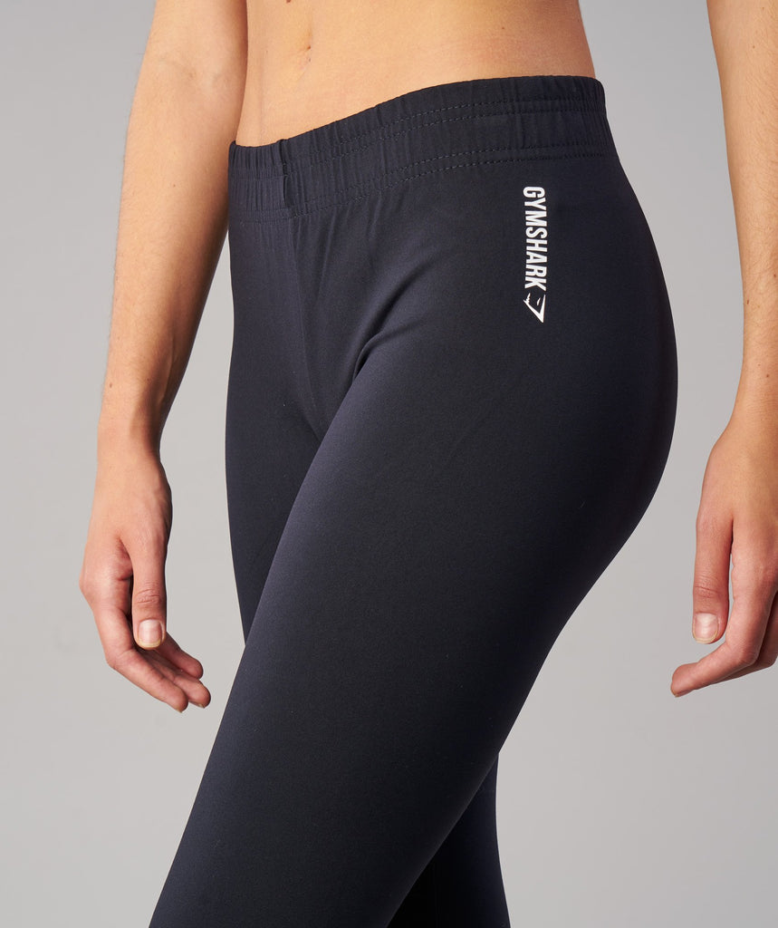 Gymshark Ark Jersey Leggings - Black 5