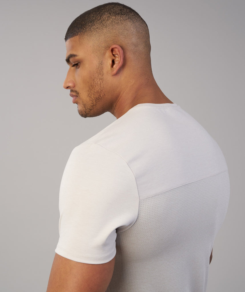 Gymshark Breathe T-Shirt - Washed Beige 2