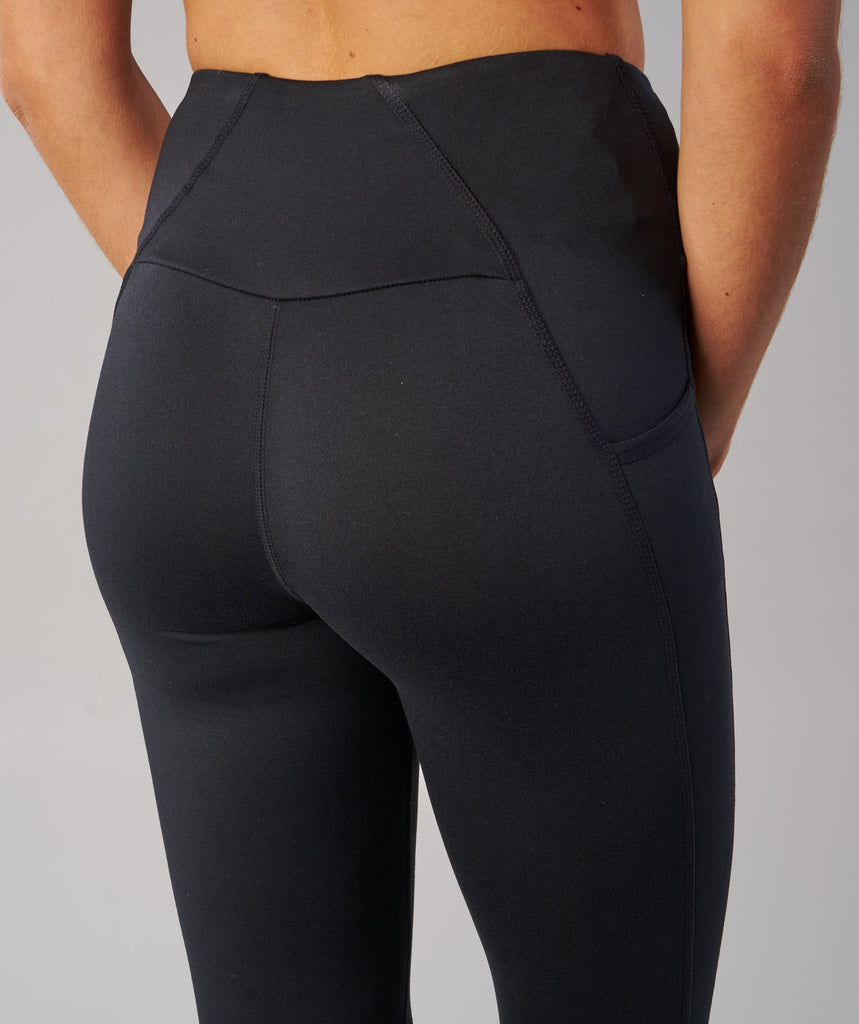Gymshark DRY Sculpture Leggings - Black 6