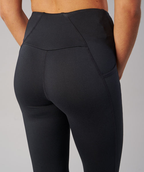 Gymshark DRY Sculpture Leggings - Black 4