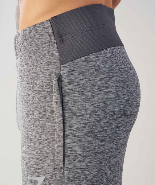 Gymshark Fallout Bottoms - Charcoal Marl 3