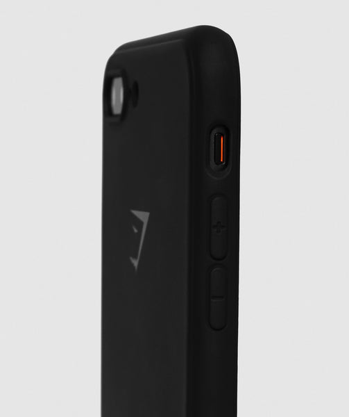 Gymshark iPhone 7 Plus Case - Black 2
