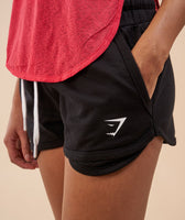 Gymshark Rhythm Shorts- Black 11