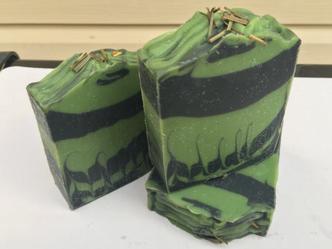 Eucalyptus/lemongrass Soap