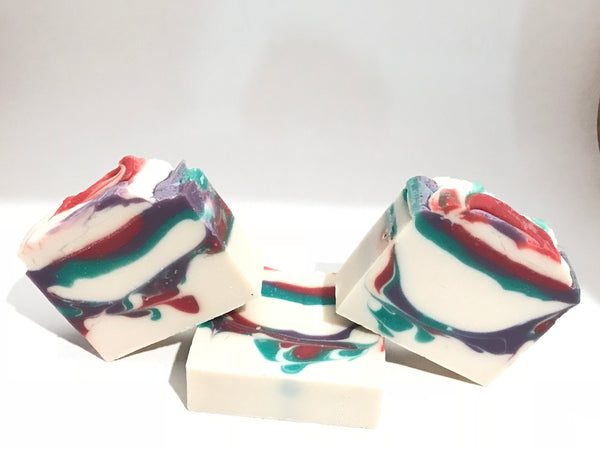 Pomegranate Lavender Soap
